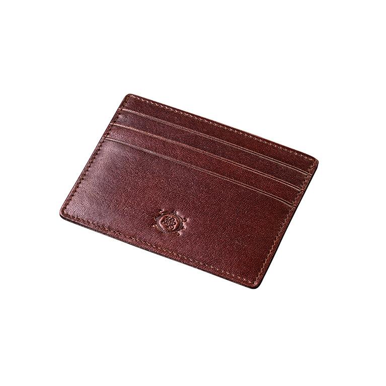 Кредитница из натуральной телячьей кожи