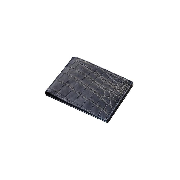 Бумажник из натуральной кожи крокодила LIMITED EDITION